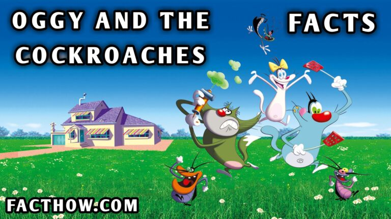 interesting facts about oggy and the cockroaches hindi