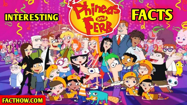 facts about phineas and ferb