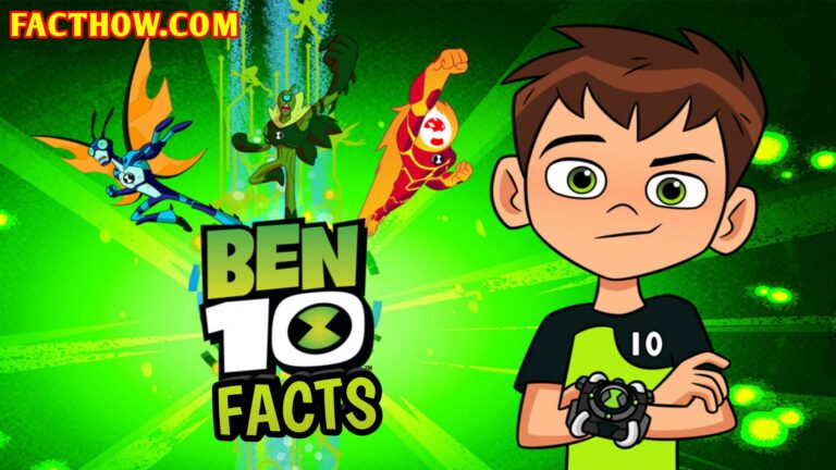 facts about ben 10 hindi