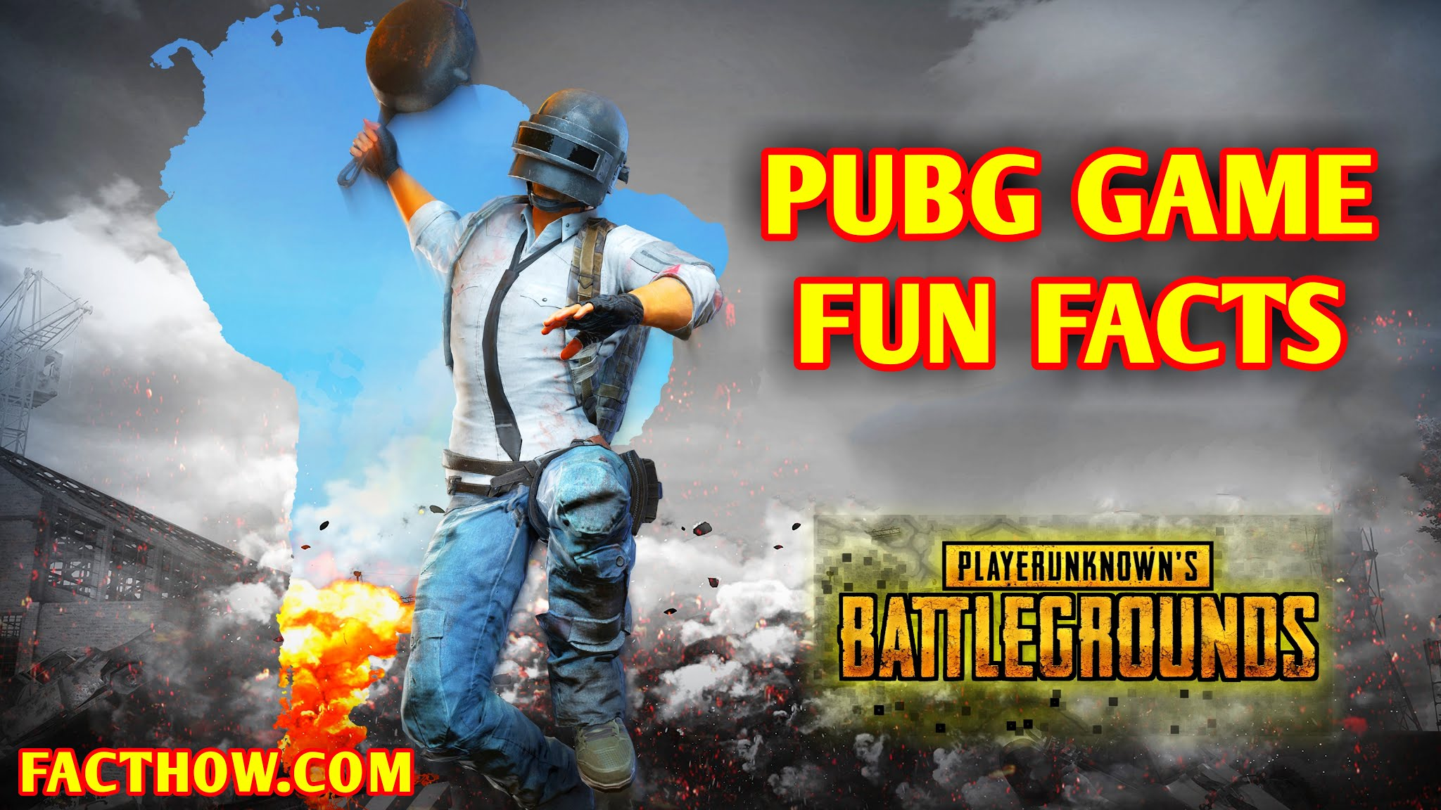 facts about pubg