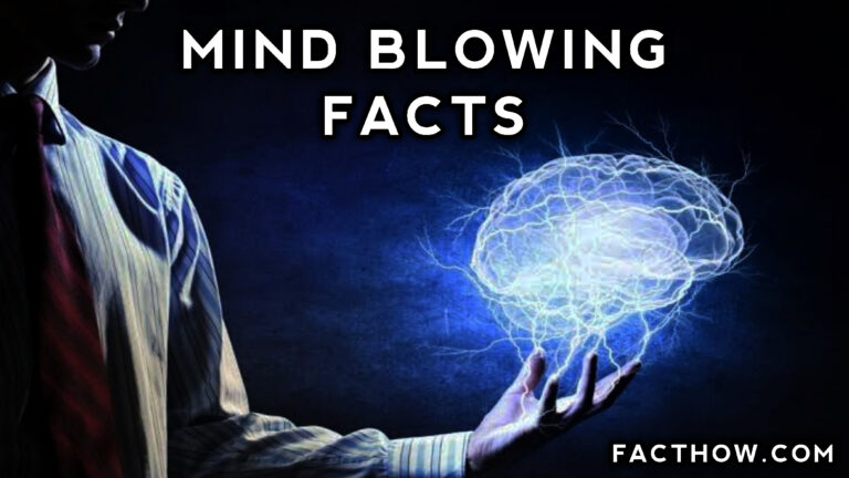 mind blowing facts about world
