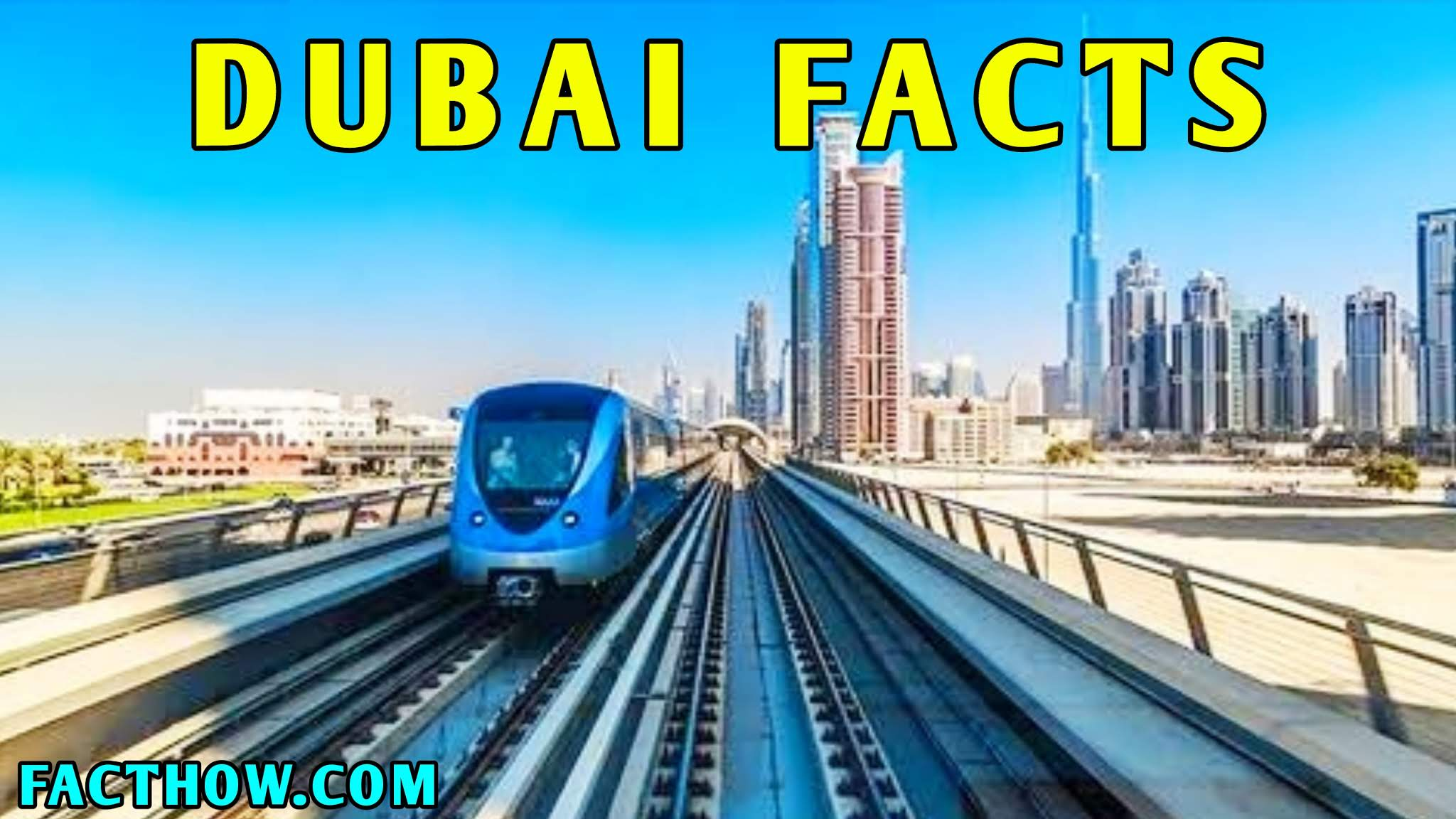 interesting facts about dubai in hindi