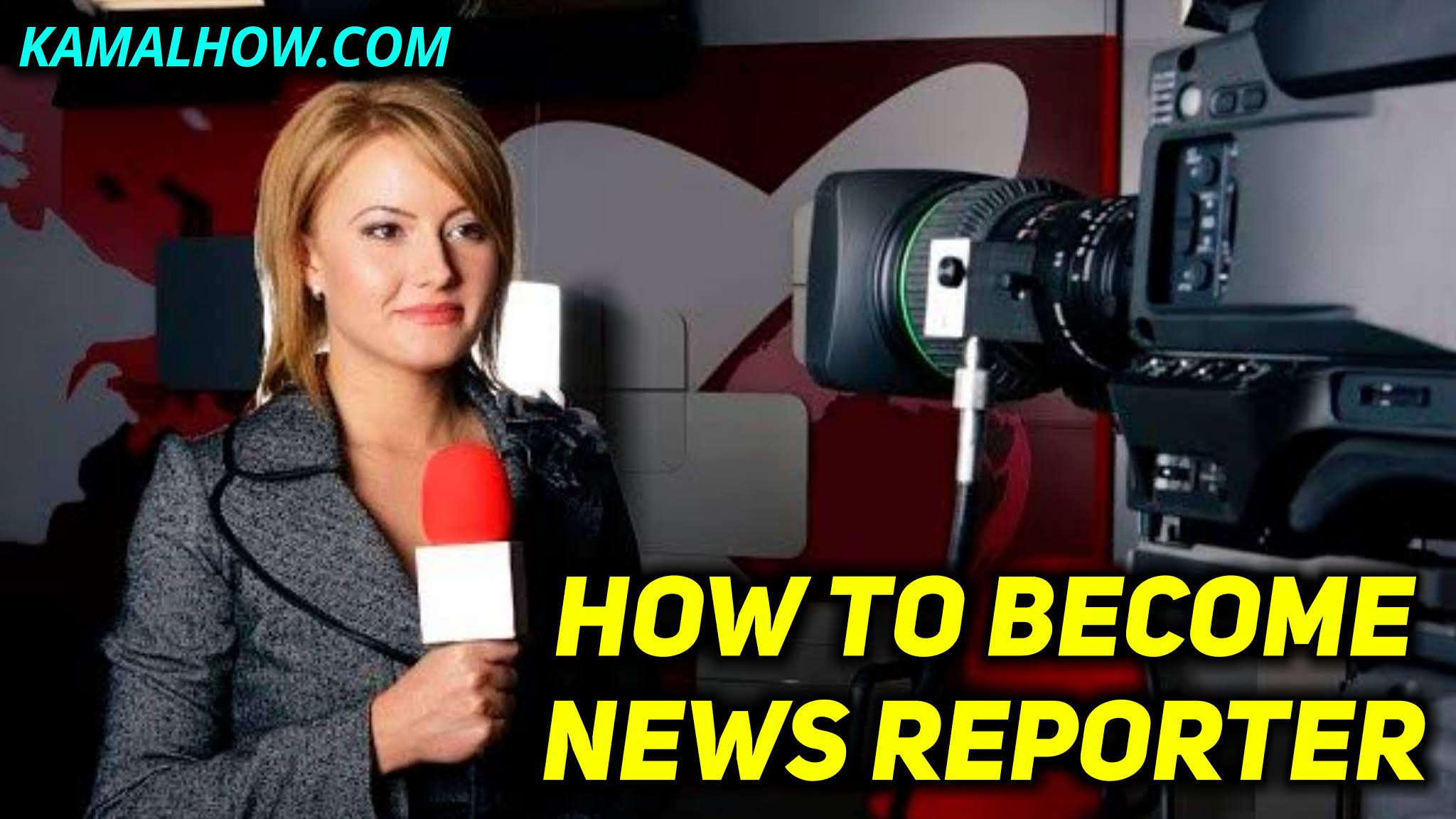 how to become news anchor reporter